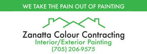 Professional Exterior Painting/Staining - Call Today Free Quotes