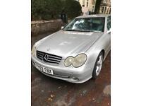 Mercedes clk 270 cdi 2003