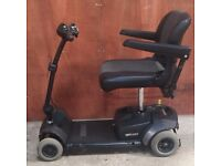 PRIDE GOGO ELITE TRAVELLER Travel Size Mobility Scooter
