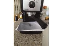 Parts only deLonghi coffee machine