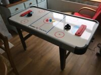 Air Hockey Table great condition (turbo action hockey) 🏑