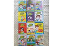 12 Horrid Henry DVDs