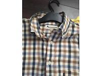 men's aquascutum shirt immaculate cond £35 no offers