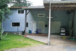 GROUND LEVEL SUite on shared property in Whiskey Creek