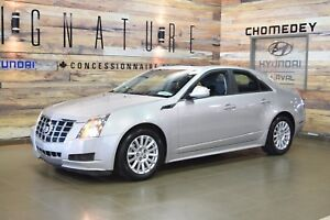 2013 Cadillac CTS Sedan CTS 4 Luxury