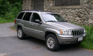 2003 Jeep Grand Cherokee PARTS FOR SALE- ENGINE+ TRANNY INCLUDED