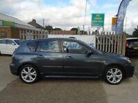 MAZDA MAZDA3 2.0 D Sport Hatchback 5dr (grey) 2009
