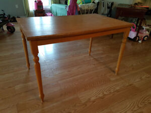 Sturdy Table - Great for refinishing!