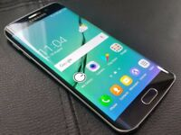 MINT Samsung Galaxy S6 Edge 32GB Dark blue