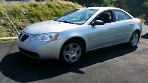 2009 PONTIAC G6 METICULOUSLY MAINTAINED LOW KM