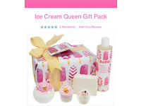 Ice Cream Queen Bath & Body Gift Pack BRAND NEW