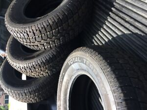 Winter Truck Tires! 265/70R16