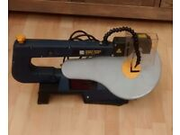 Pro Single Speed Scroll Saw with Laser CLM16LSS