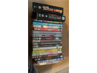 DVD 18 + Job Lot. All good Condition.