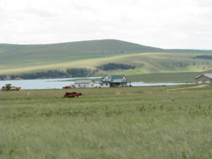 Private Acreage community. North of Old Man River Dam