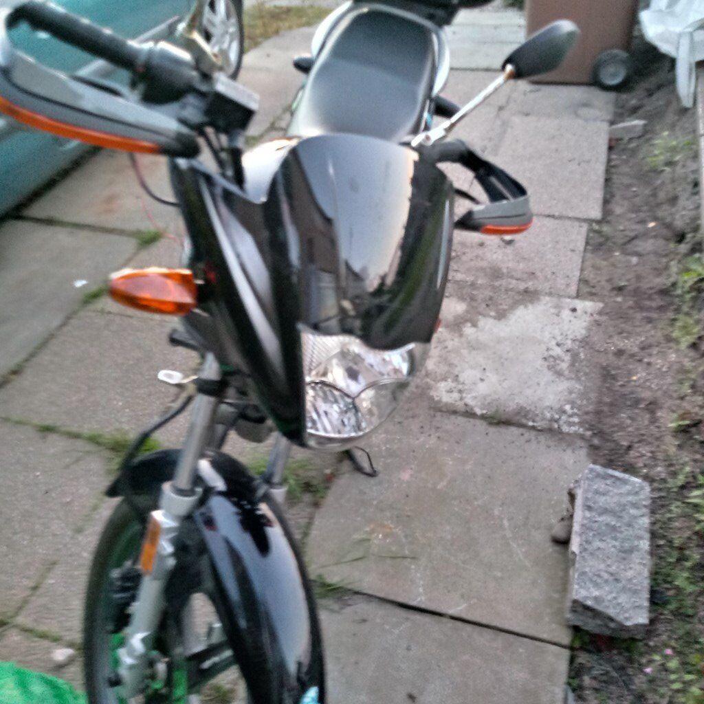Ideal Learner Bike