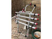 Fiamma Carry-Bike VW T4 Bike Carrier - 4 bike model