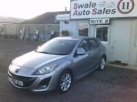 2010 60 MAZDA 3 TAKUYA 1.6L 2 OWNERS FROM NEW IN GREAT CONDITION