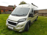 AutoSleeper Kingham luxury low miles home for sale Gloucester