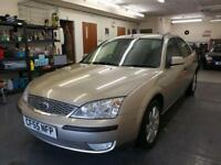 Ford Mondeo 1.8 Low Mileage Parking Sensors 1 Year Mot Excellent Condition