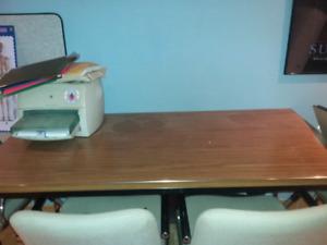 Table de travaille