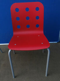 Red desk chair (Delivery)