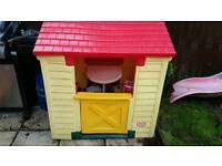 Play house littel tikes