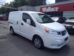 2015 Nissan NV Cargo NV200 CARGO NAVIGATION BLUETOOTH