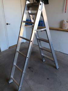 Ladder / Escabeau