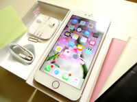 Apple iPhone 6S Plus + Rose Gold 16GB (Unlocked SIM FREE) in Good Condition Smartphone