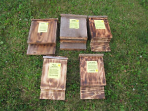 BAT HOUSES made from Recycled Barn Boards For Sale
