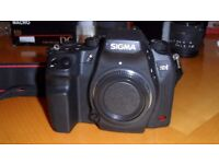 Sigma SD1 46mp camera body 1610 activations