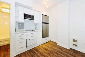 Semi-FurnishedEuro-Style Micro Smart Apt From Aug/Sep From $1597