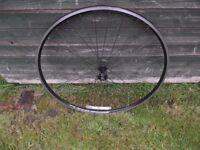 Racing Bike 700c Alloy Front Wheel Axis Classic Road Race Rim