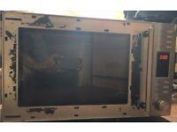 """KENWOOD K30CSS14 Combination Microwave """"front part broken"""""""