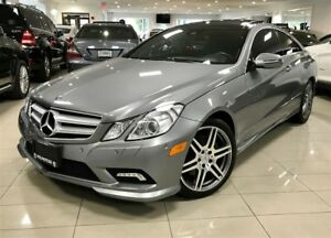 2010 Mercedes-Benz E-Class E350|LIMITED EDITION|DESIGNO SEATS|NA