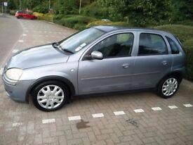 Vauxhall Corsa 1.2 - 2004 - Grey/Silver
