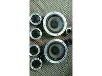 Wharfedale e 70 speakers