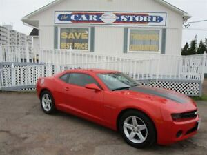 2011 Chevrolet Camaro 1LS AIR!! CRUISE!! INFERNO ORANGE!! 18 ALL
