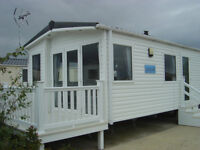 STATIC CARAVAN FOR HIRE AT HAVENS PRESTHAVEN BEACH RESORT PRESTATYN