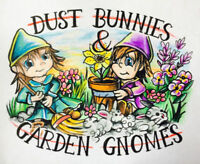 Garden Gnomes - South Shore Gardening