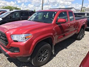 PERFECT 2017 Toyota TACOMA (Lease Takeover)