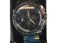 Mens Tagheuer Watches new heavy ans automatic