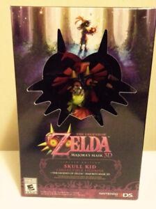 Zelda Majora's Mask Limited Edition for Nintendo 3DS [Brand New]