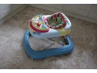 Chicco baby walker, very good condition