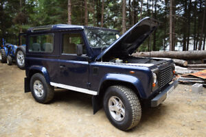 2001 Land Rover Defender 90 County Other