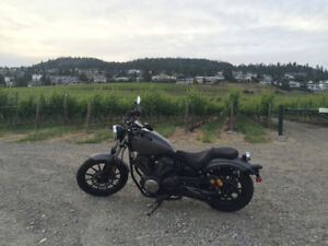 2014 Yamaha Bolt R spec