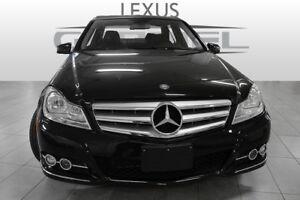 2012 Mercedes-Benz C-Class C250 4-MATIC