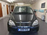 Mercedes-Benz A140 1.4 Automatic Only 38000 Miles First Owner Is MBE