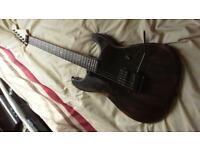 charvel / jackson parts guitar